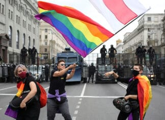 LGBT: symbol duhy