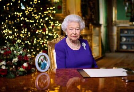 Britain's Queen's Elizabeth II