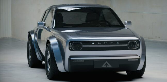 Alpha Motor Corporation