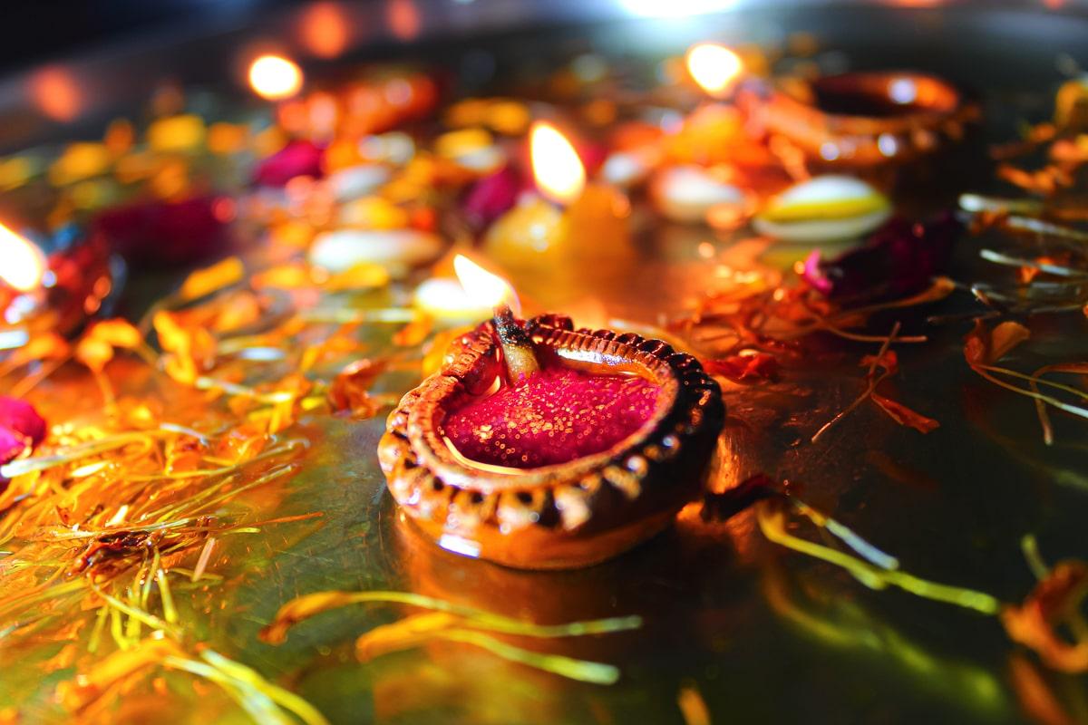 festivaly z celého světa - Diwali