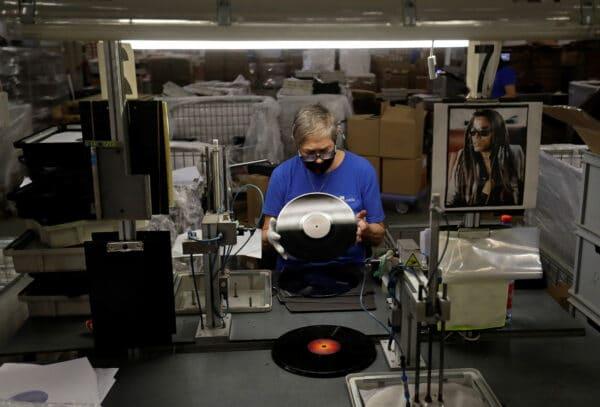 Český výrobce vinylových desek GZ Media