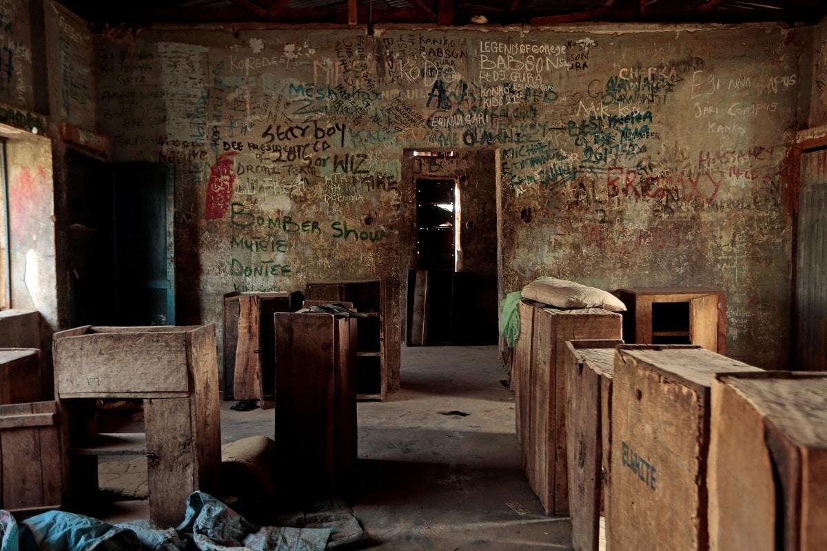Únos Nigérie. Foto: Reuters