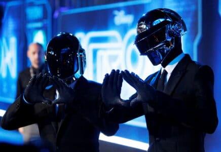 Hudební duo Daft Punk končí po 28 letech