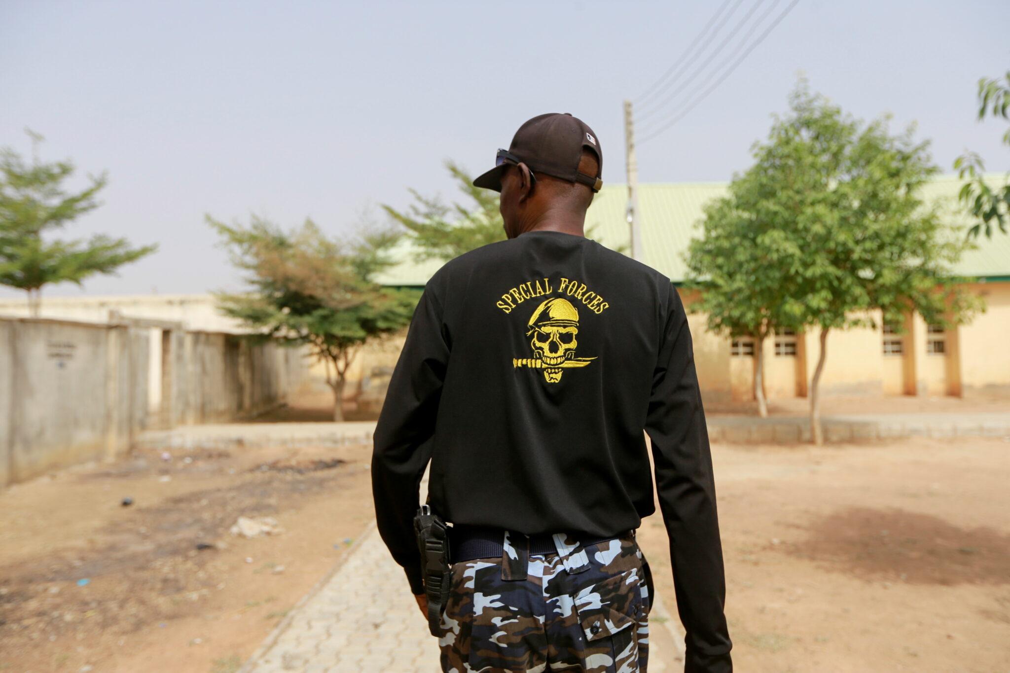 Únos dětí v Nigérii