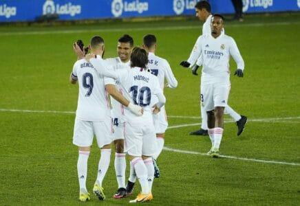 Casemiro v Realu Madrid