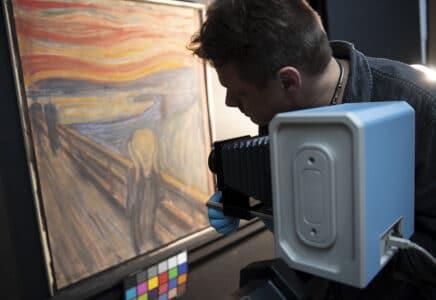 Edvard Munch: Výkřik