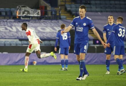 Europa League: Leicester - Slavia