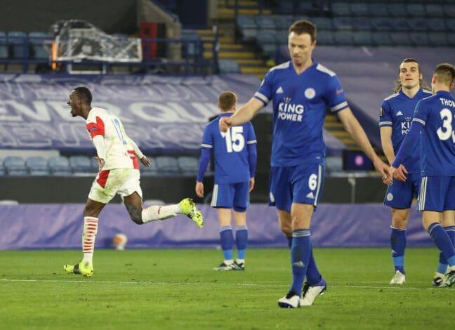 Europa League: Leicester - Slavia