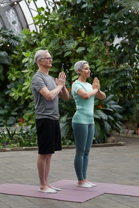 regenerační jóga