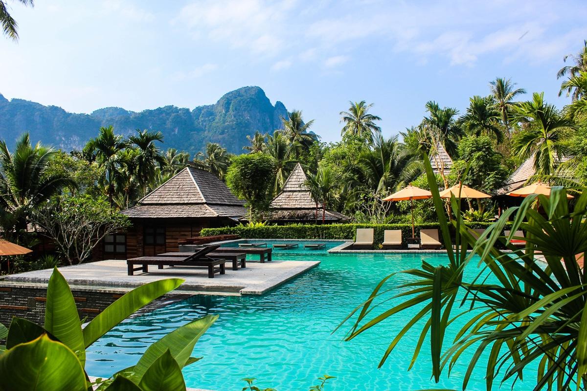 cestování do Thajska