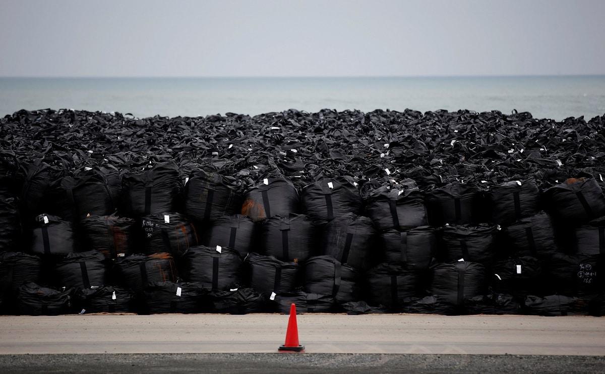 Jaderná katastrofa Fukušima. Zdroj: Reuters