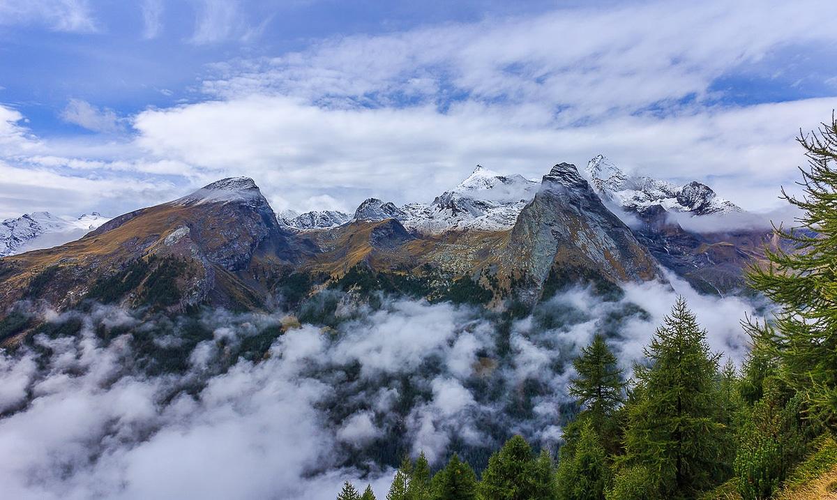 národní parky v Evropě