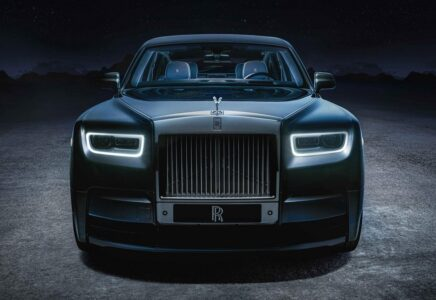 Special Edition Rolls-Royce Phantom Tempus