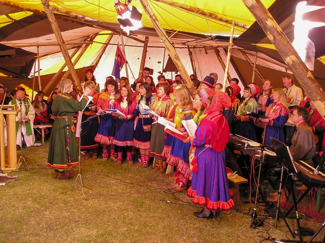 Sámský velikonoční festival