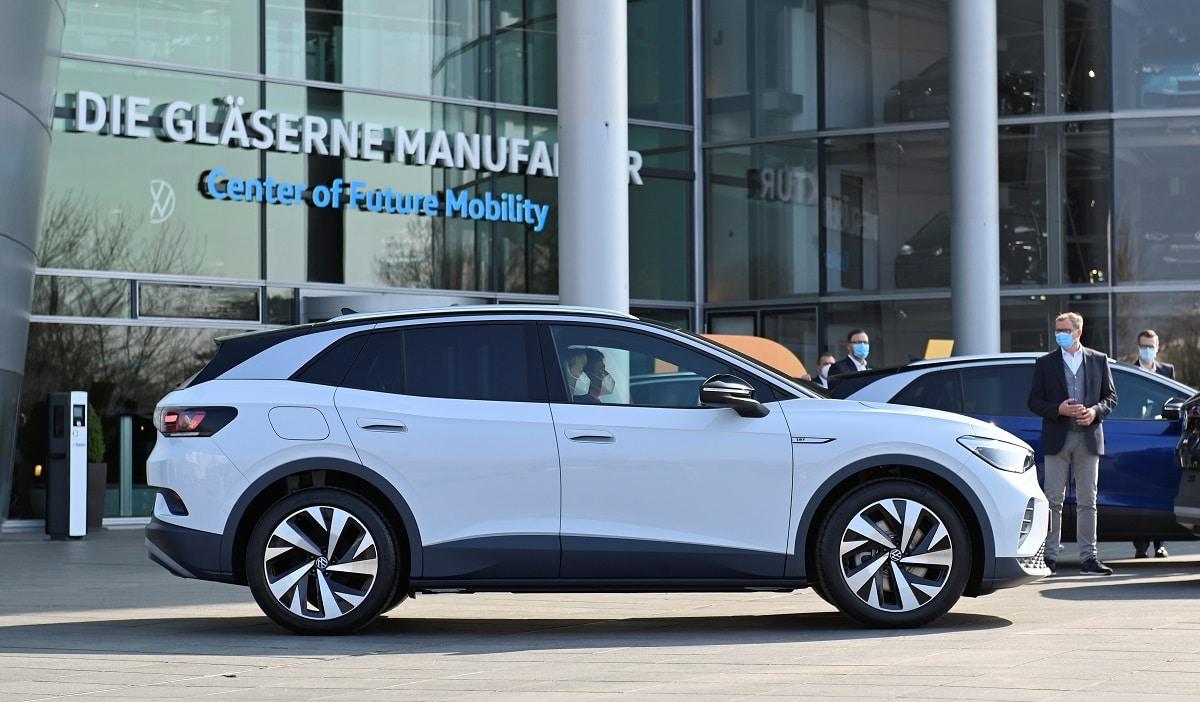Volkswagen mění název