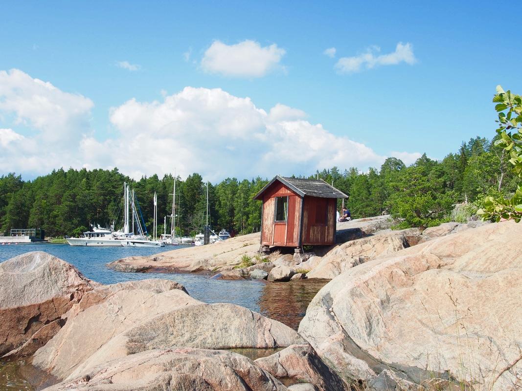 Stockholmské souostroví.