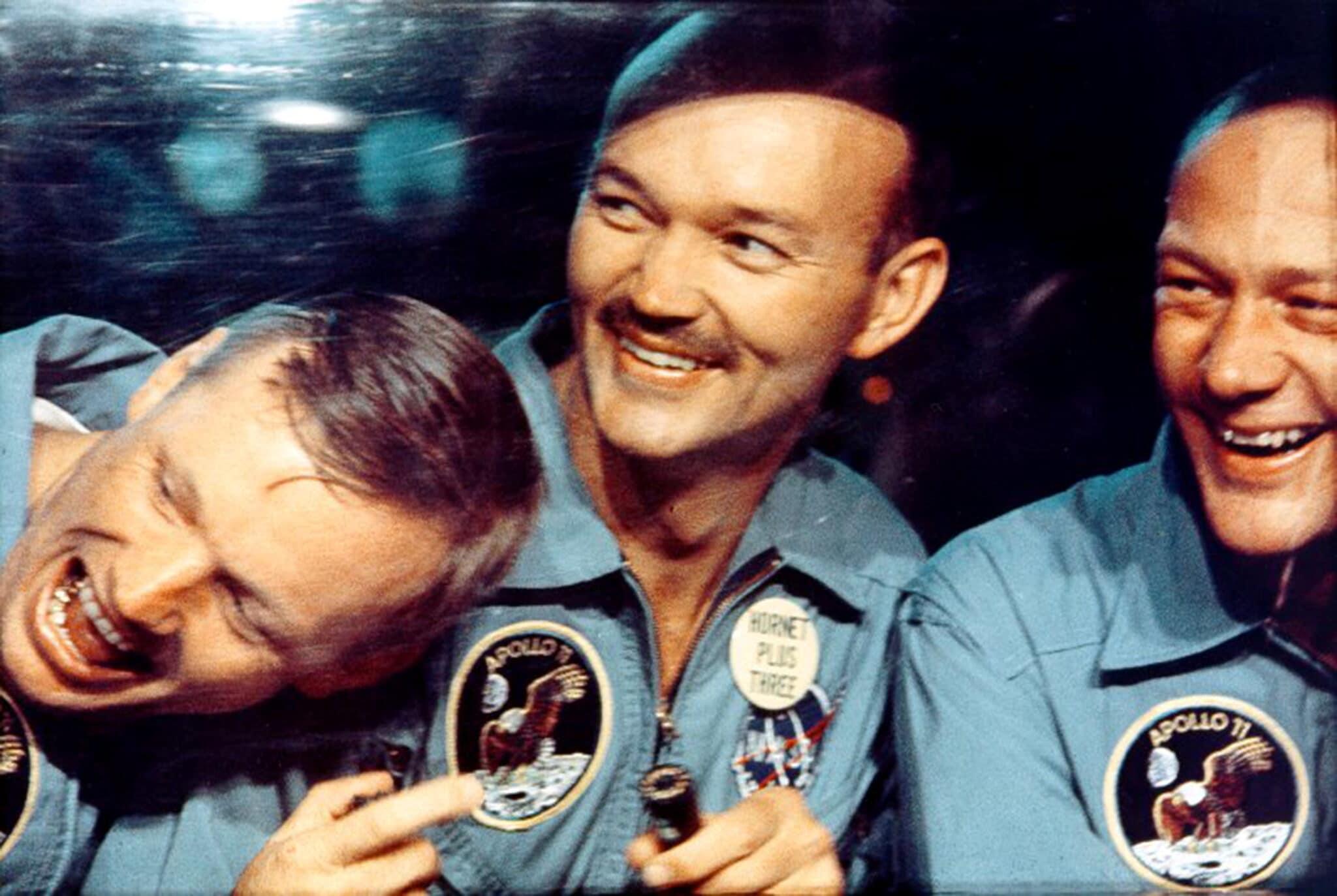 Zemřel Michael Collins, člen posádky Apolla 11