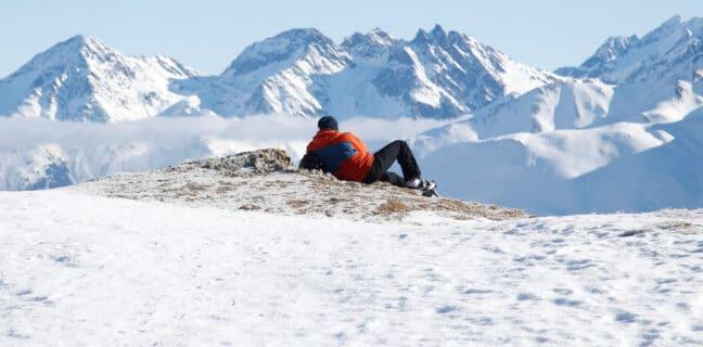 Norwegian skier