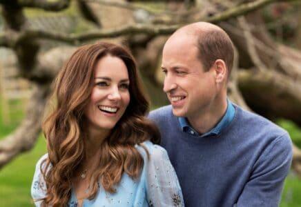 William a Kate k příležitosti 10. výročí svatby