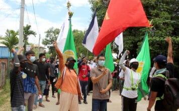 V Myanmaru nařídila vojenská junta 19 poprav