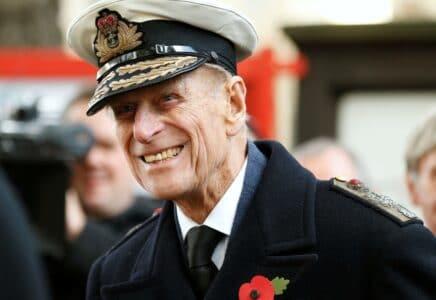 Prince Philip, vévoda z Edinburghu