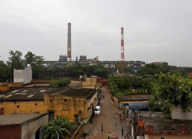 Indie plánuje stavbu nových uhelných elektráren