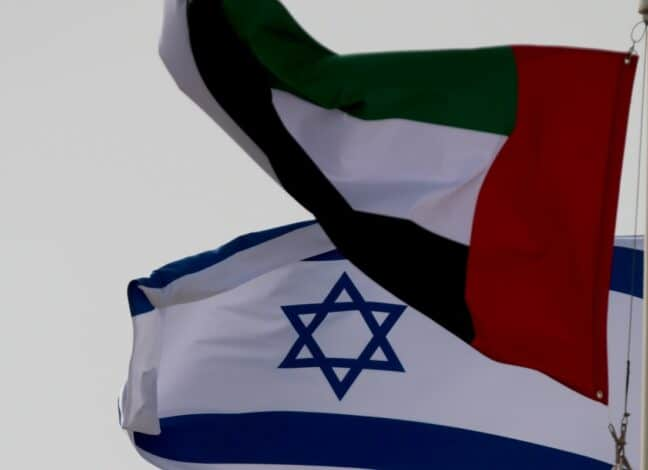 Izrael a SAE