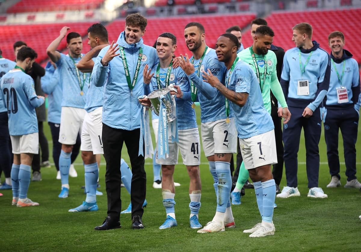 City ovládlo ligový pohár