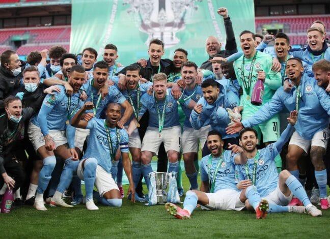 Carabao Cup: City vs. Tottenham
