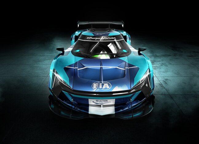FIA e-GT