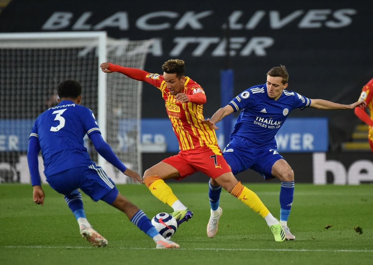PL: Leicester City vs. West Bromwich Albion