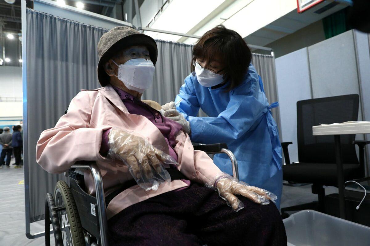 Epidemie koronaviru východní Asii