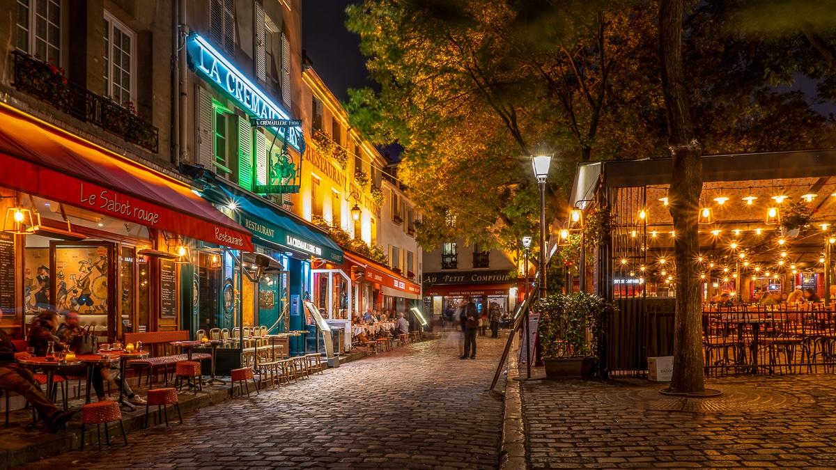Turistické pasti v Paříži