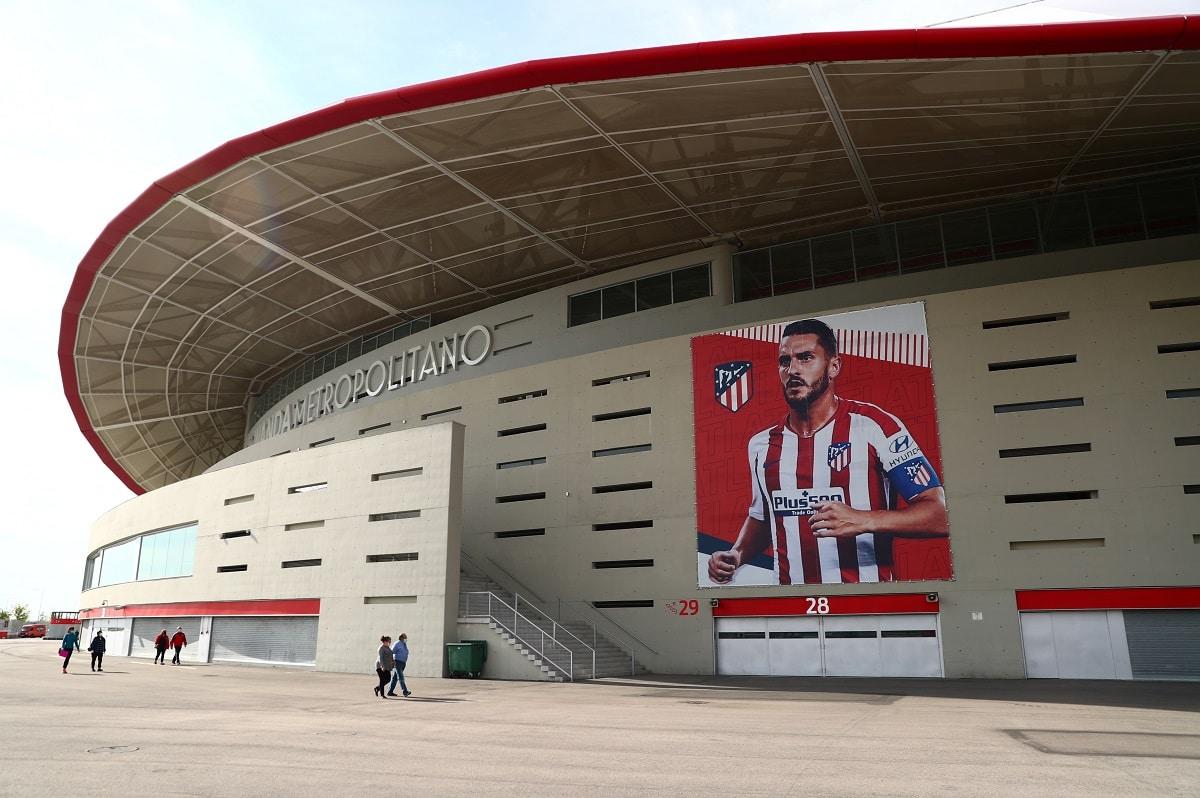 Super liga - Atlético