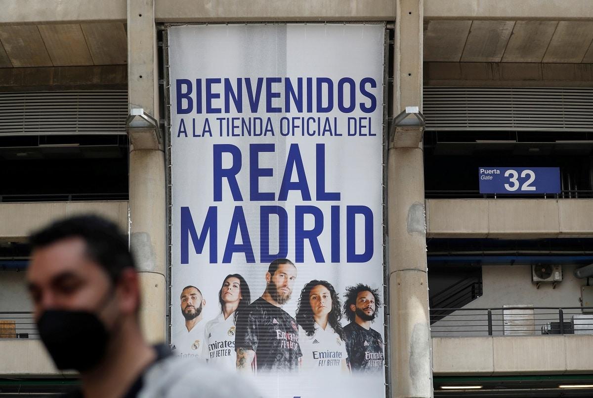 Super liga - Real Madrid