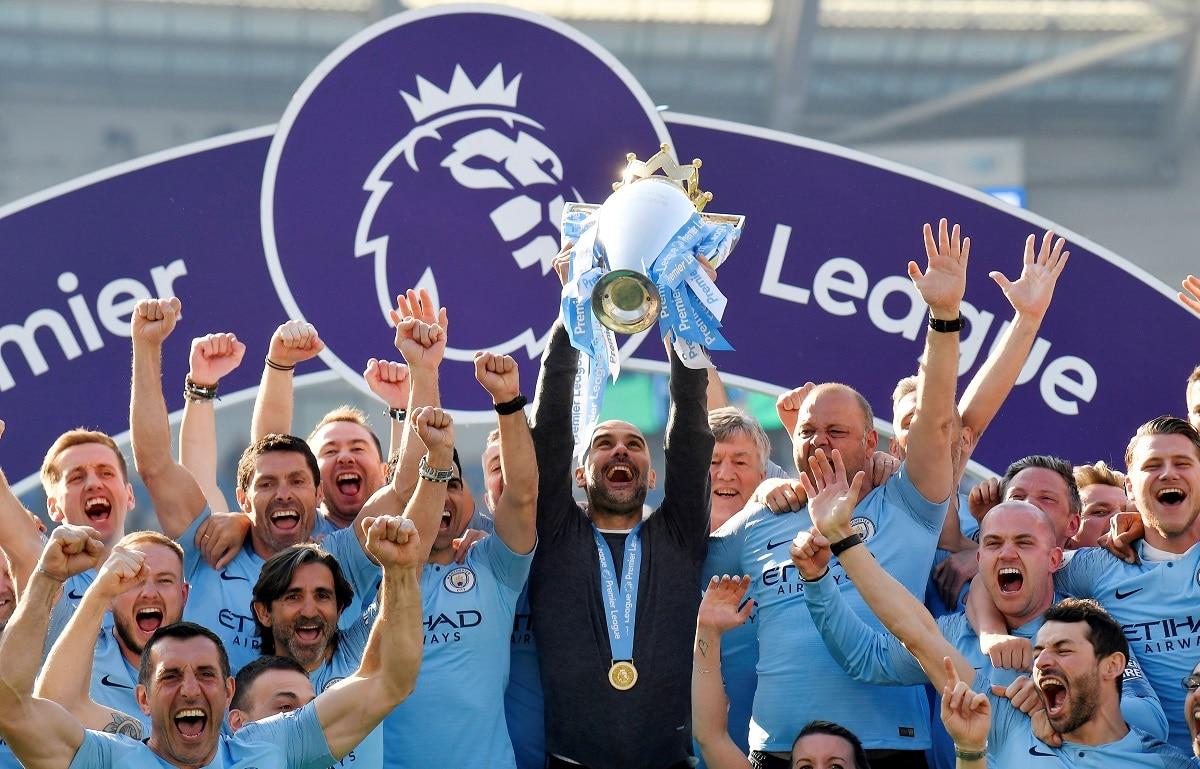 Super liga - Manchester City