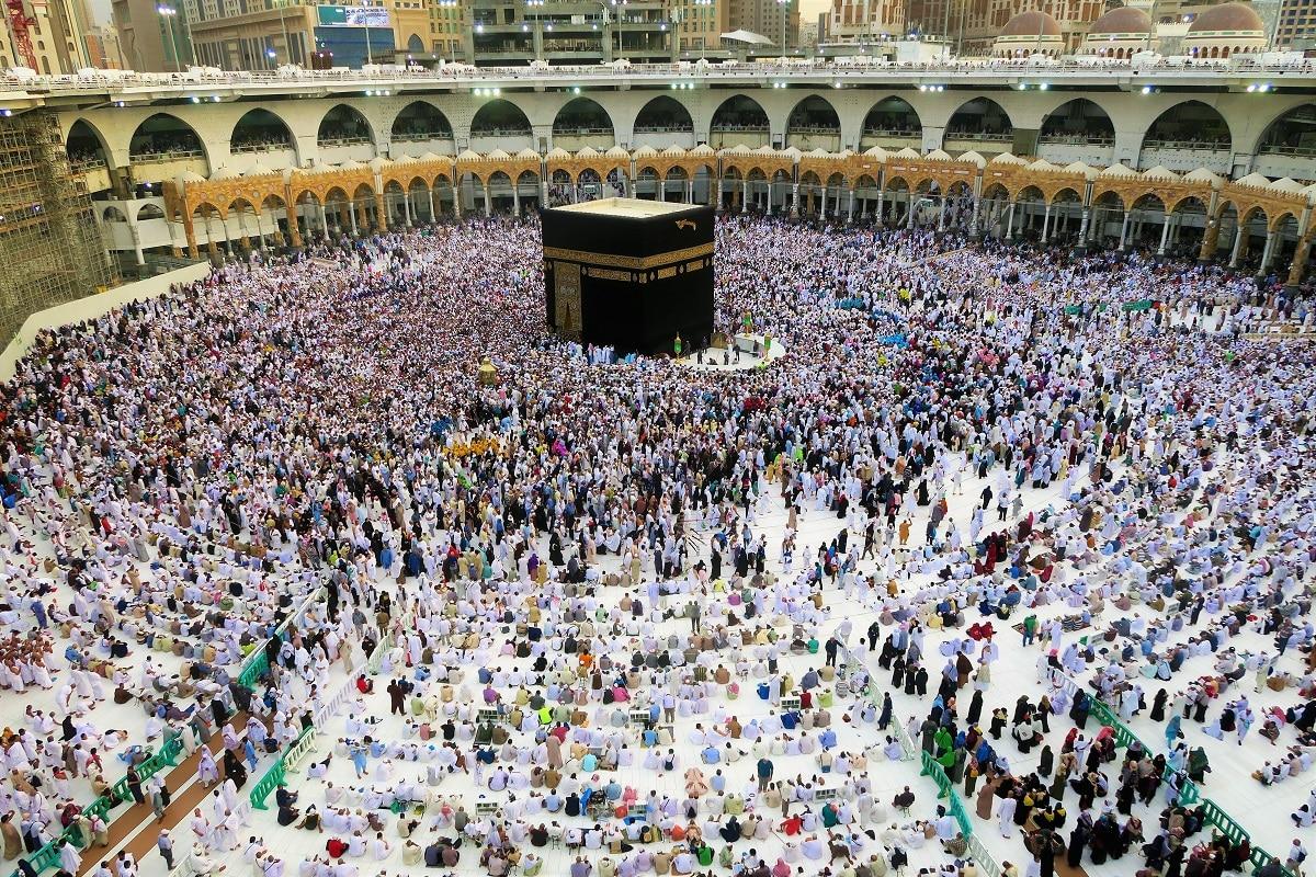 Velká mešita v Mekce. Foto: Unplash