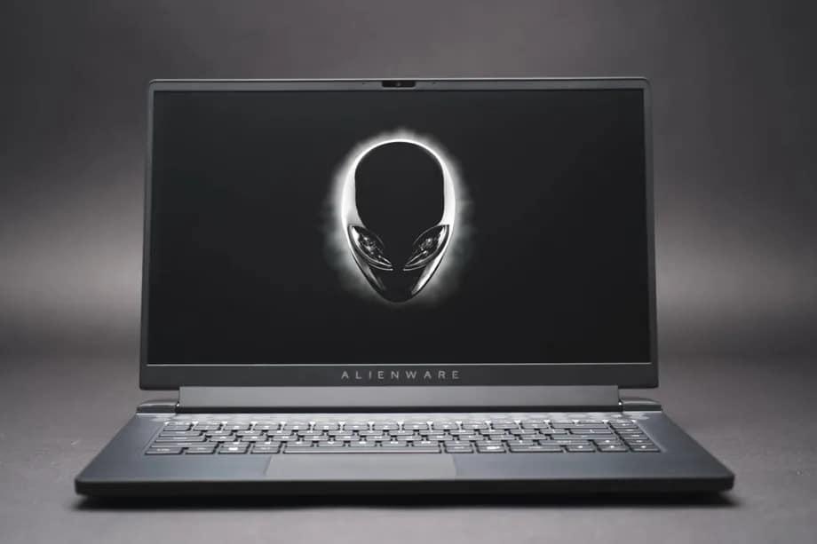 Dell Alienware M15 R5. Foto: Dell