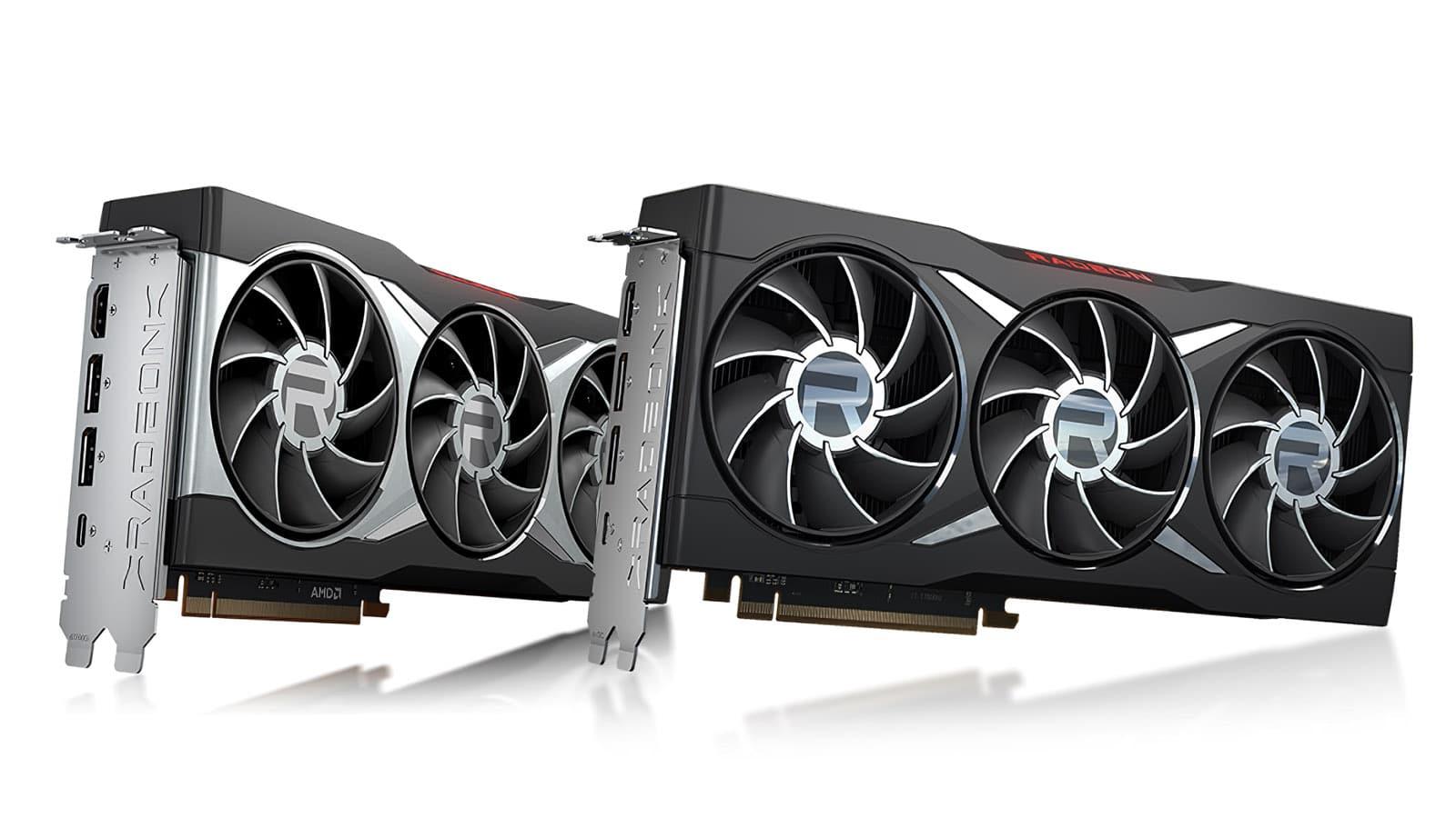 Radeon RX 6800 XT Midnight Black. Foto: AMD