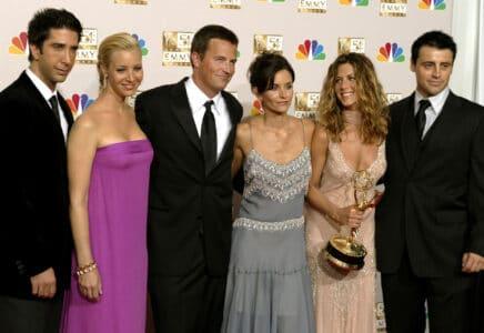 Seriál Přátelé: speciál Friends: The Reunion