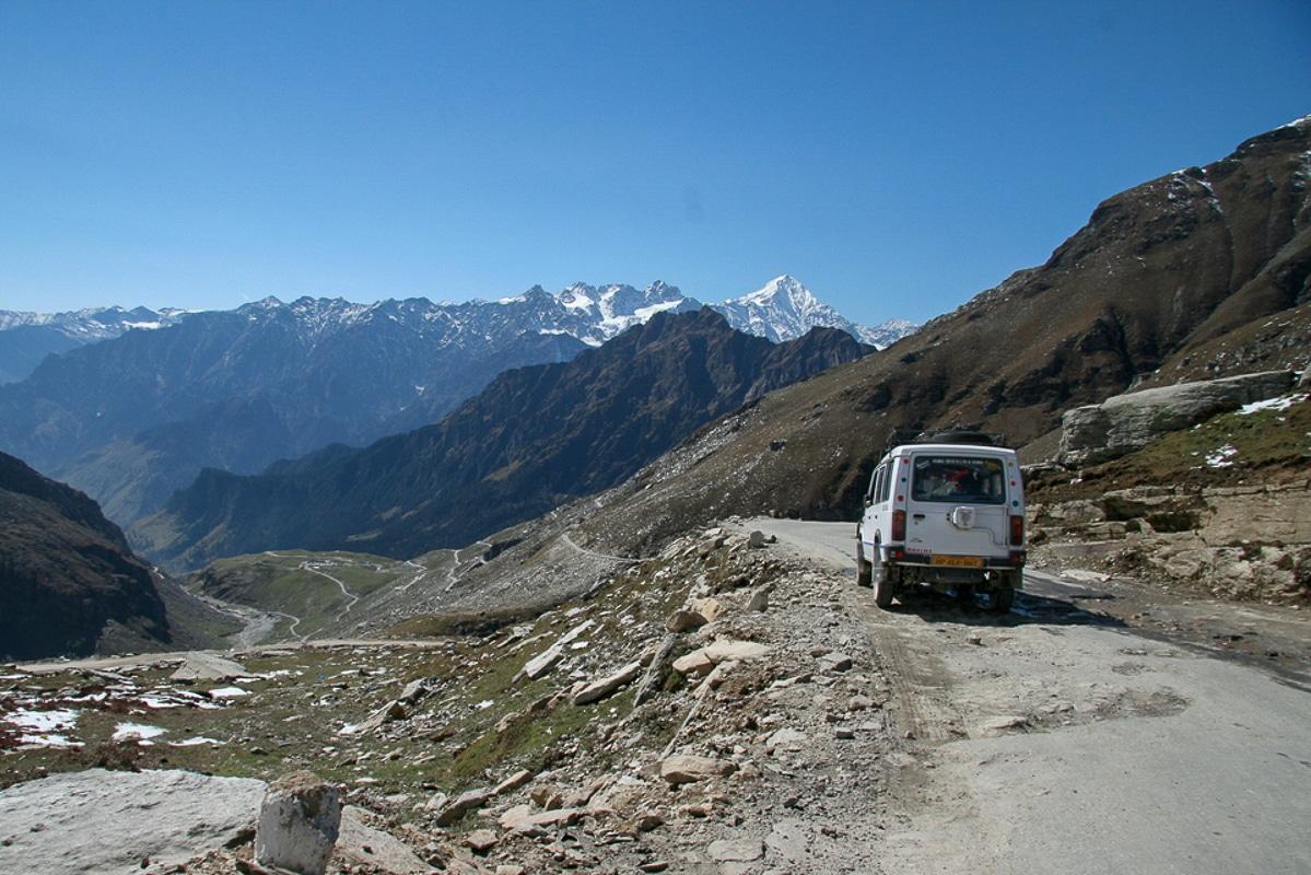 nejnebezpečnější silnice na světě