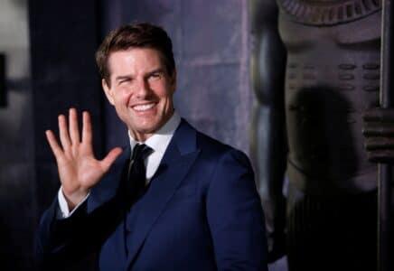 Zlaté glóby v problémech, Tom Cruise vrací trofeje