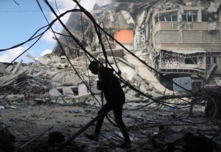 Konflikt v Pásmu Gazy