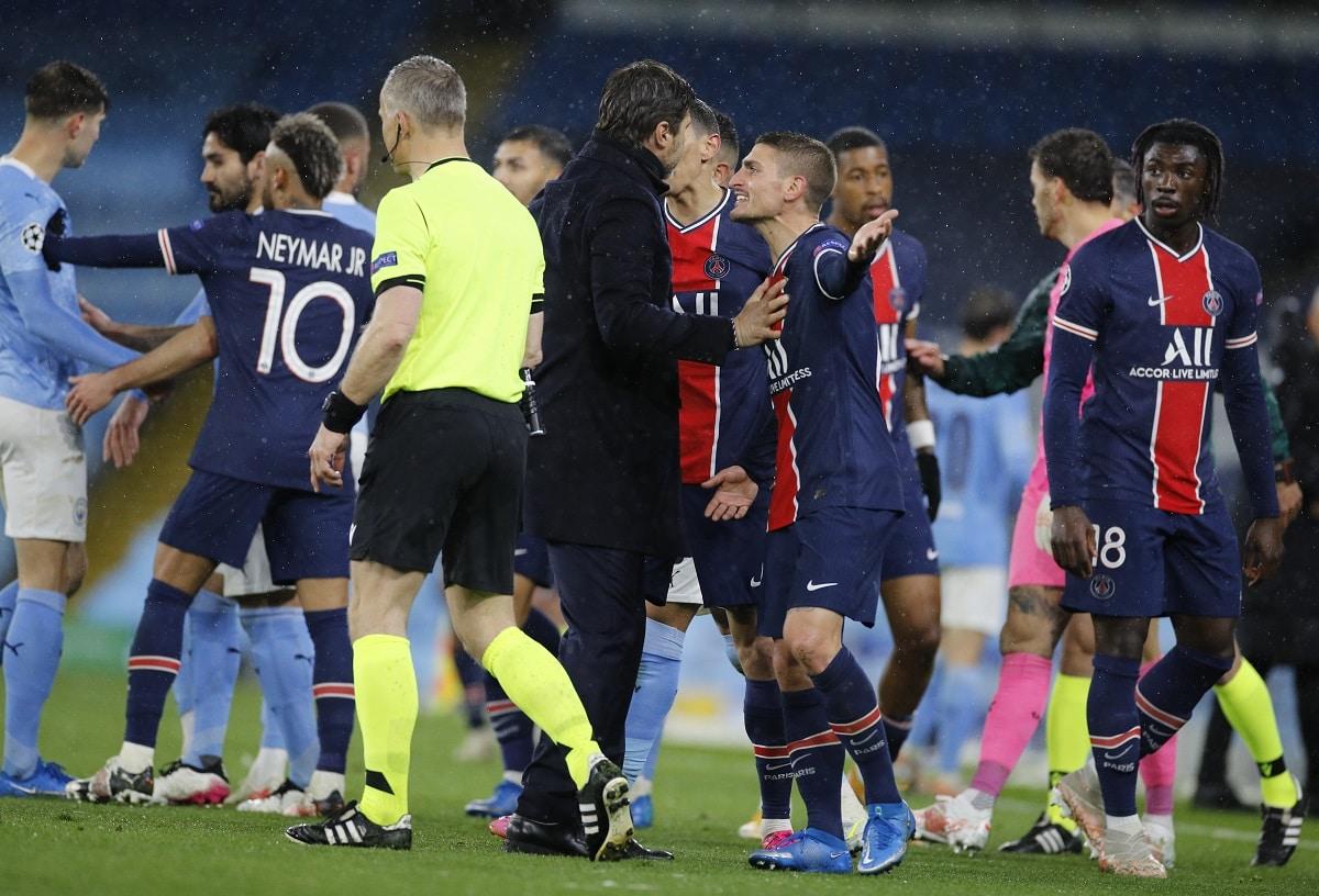 LM: City vs. PSG