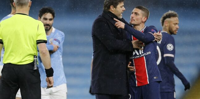 Bitva Manchester City a PSG má dohru