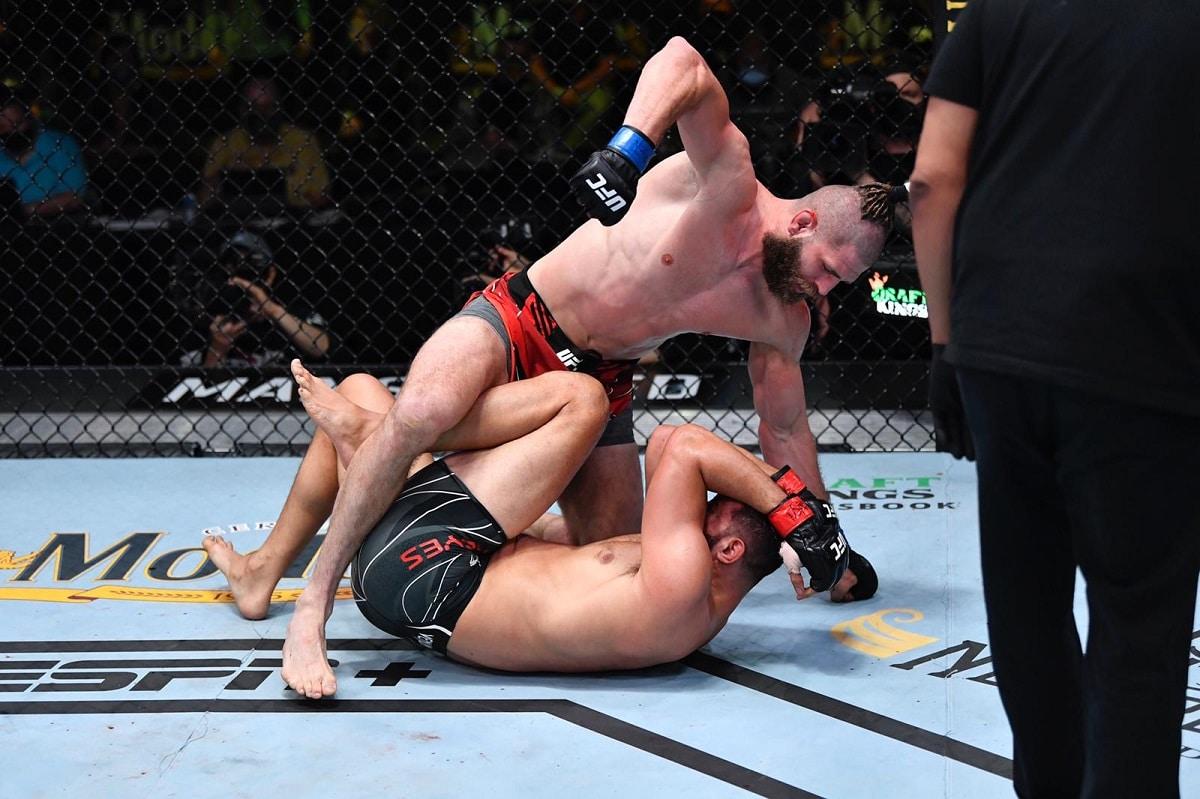 Jiří Procházka v UFC