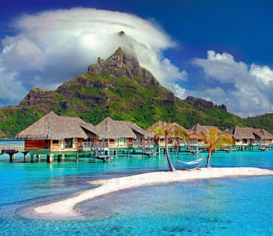 tichomořské ostrovy