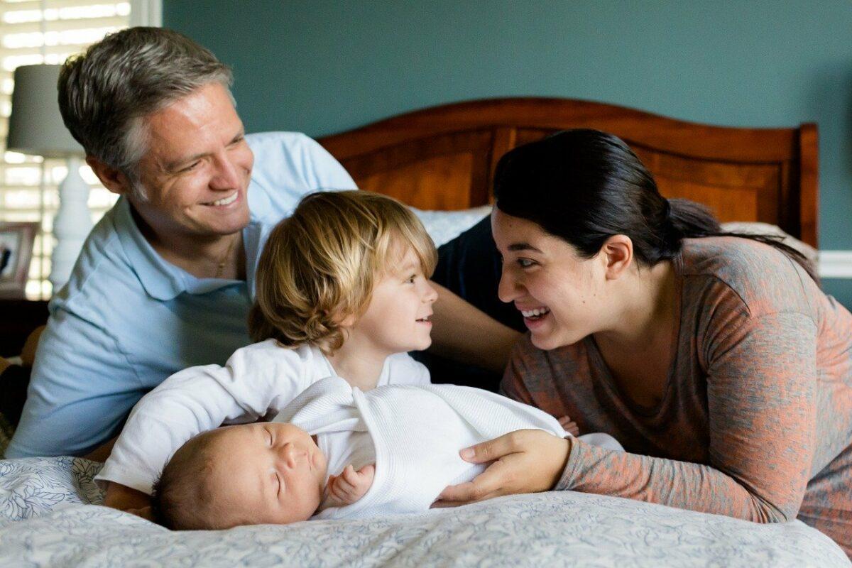 Příspěvky jsou zaměřeny především na rodiny s více než jedním dítětem. Foto: Reuters
