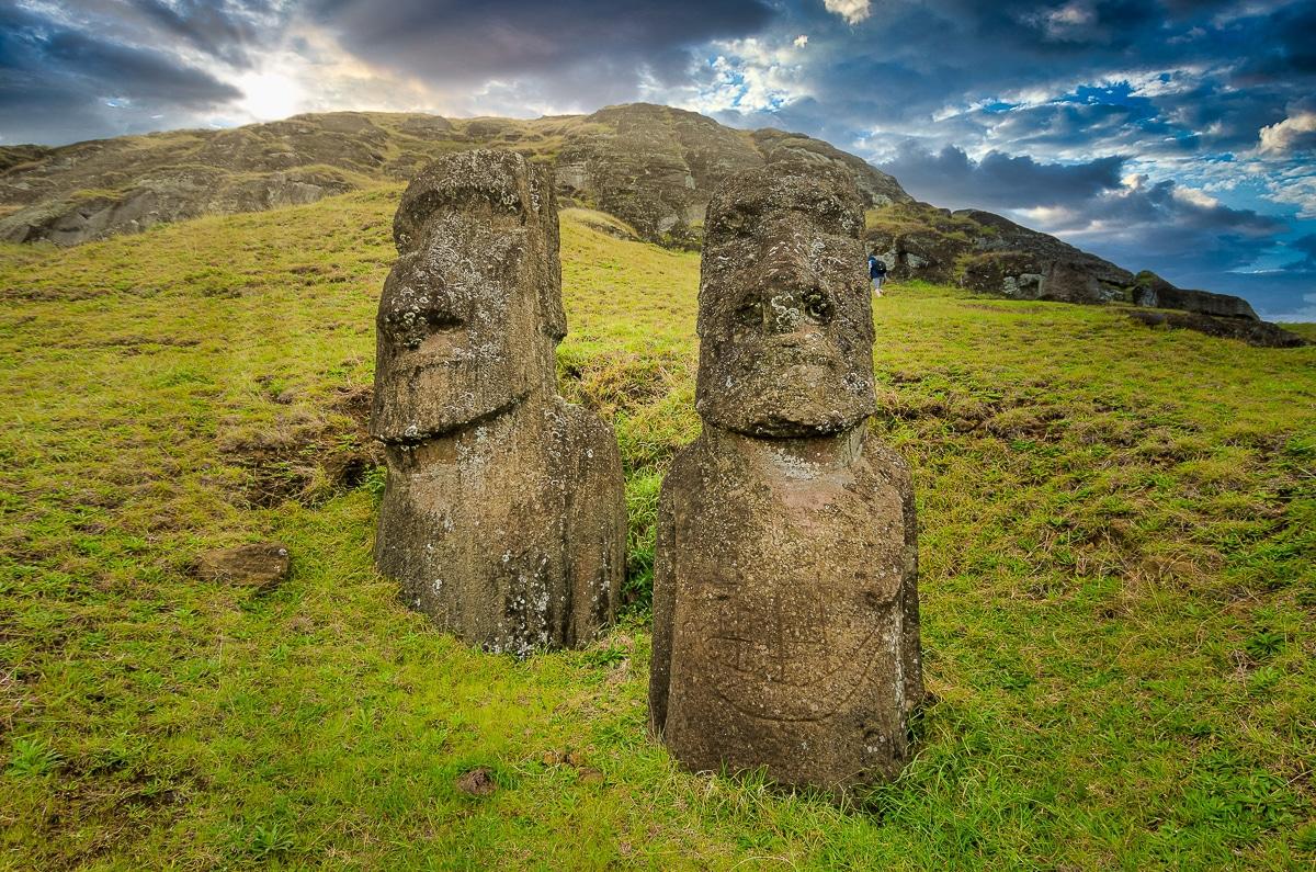 návštěva Velikonočního ostrova