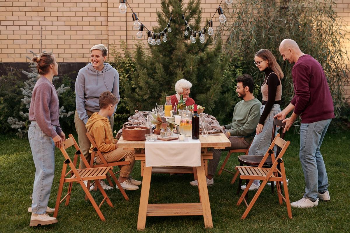 užít multigenerační dovolenou
